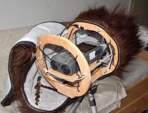 popschutz selber bauen, windschutzfell (windjammer) selber bauen? - audio-equipment, Design ideen